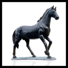 High quality bronze life size horse statues for sale