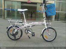 16'' kids electric bike
