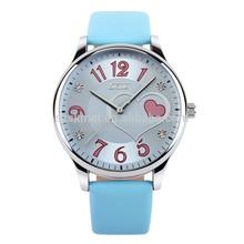 Fashion Retro Style Novel Pattern Watch Bracelet Lady Wrist Watch