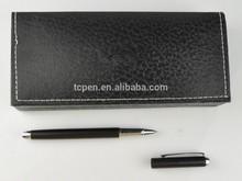 luxury corporate gift metal roller pen set