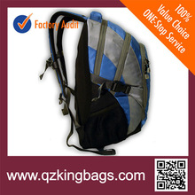 wholesale China factory polyester slazenger backpack bag