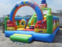 Lovely bear paradise for kids/Children's playground outside door/Kids' castle for sale