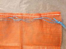 tubular polypropelene net drawstring bag manufacturer from linyi China
