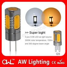 Wholesale importer of chinese LED price cool white COB DC 12V G4 LED lights