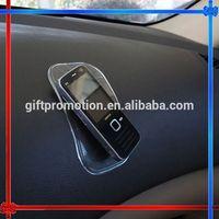 EH246 anti slip car grip pad/ pu material magic stick sticky mat