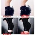 dupla push up hip up artificial de silicone nádegas engrossar invisível almofadas bunda grande bunda