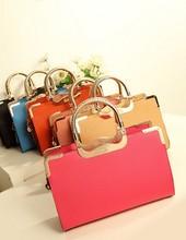 2015 women PU leather handbags women's designer brand vintage crossbody shoulder bags women's messenger bag
