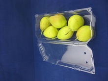 Plastic cherry tomatoes packaging box