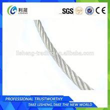 7x7 Galvanized Steel Wire Rope 11mm