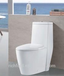 Siphonic or Washdown One piece Toilet R838 R838P Richford Group Ltd.