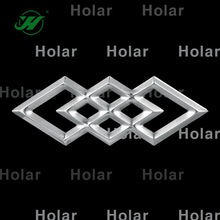 Stainless steel gate ornaments, fence ornaments, decorative accessories