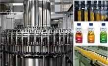 Juice concentrate filling machine 3in1 equipments / PET bottle juice filing machine