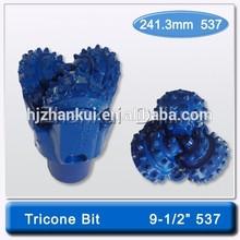 Oil and gas drilling TCI tricone bits/ tricone button bits for sale