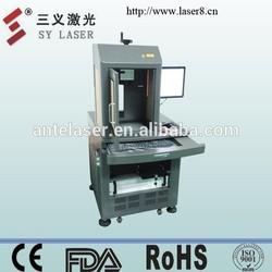 10W laser marking stainless steel