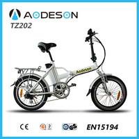 Sport bicycle e bike mini foldable electrical bicycles