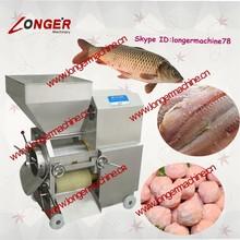 Fish Meat and Bone Separating Machine|Hot Sale Fresh Fish Flesh Machine