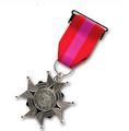 personalizado personalizado lembrança zinco metal medalha de honra do jogo