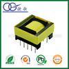 EPC17 siemens current transformer in ferrite core/ferrite magnet,pin4+4,