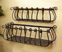 manufacturer new cast iron leaves decorative forged cast steel iron components