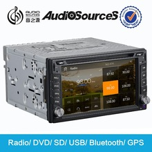 12V Voltage and CD-R,CD-RW,MP3 / MP4 Players,Radio Tuner Combination Car dvd