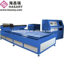 1 - 10 mm de espessura em aço inoxidável usado máquina de corte a laser corte de aço