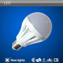 CE approved Big watt 12w plastic led bulb 2700k 85-265v