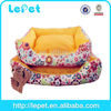 beautiful pattern pet bed for dog