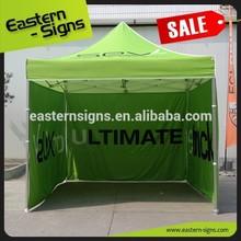 10x10ft Aluminum Frame UV Gazebo Sun Tent