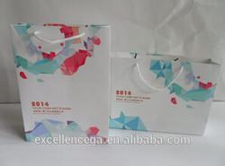 paper bag china, art paper bag, custom printing