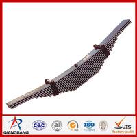 Trailer Parts heavy duty suspensions solid rubber wheels