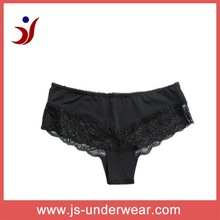 sexy brief,black panty for hot lady (Accept OEM)