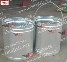 liquid bucket for rubber tree/latex bucket/rubber collecting bucket