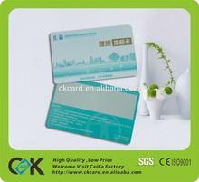 Best quality nfc smart card factory price/mango tk4100 chip card/Rfid 125khz id card