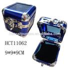 china yiwu locking carry custom-made aluminum watch case