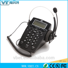 Eco -protection earphone telephone With Rohs and CE