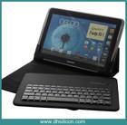 High quality /Fashion design/ good performance bluetooth/pc 9.7/10.1/10inch tablet wireless samsung keyboard case