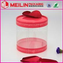 clear pvc tube transparent pvc box
