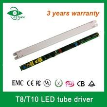 3 years warranty isolate emc emi t8 led tube driver 700mA
