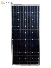 competitive price mono 150W solar panel for sle from China with TUV UL CE