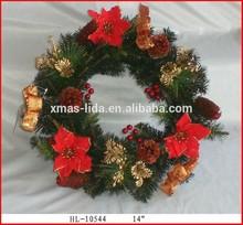 2013 christmas wreath ornaments