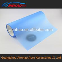 PVC Material Self Vinyl 30cm*9m for Car Tail Light Decoration Many Colors for Optional Diamond Glitter Light Sticker