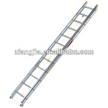 2014 adjustable aluminum folding ladder small step stools ladders,Hight quality Telescopic Aluminium Ladder