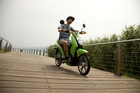 Electric motor sport scooter 500W Aluminum ally frame cute 350W/500W/800W 35KM/h electric scooter
