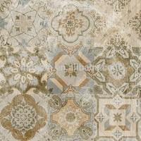 vintage antique style non-slip matte floor tile