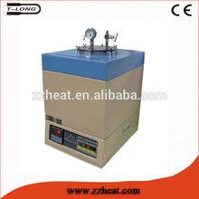 Laboratory heat treating vacuum electric oven