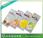 OEM Customized Logo Custom Paper Air Freshener, Lemon Scents Paper Air Fresheners, coffee scented air freshener