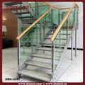innen vorgefertigten treppe mit marmor lauffläche
