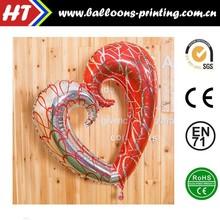 "[HOT] 43"" XO Heart Foil Balloon Decoration Wedding Balloons&Party"