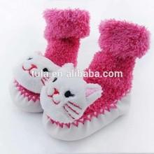 De los animales títeres/marionetas calcetines