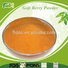 Pure Freeze Dried Organic Goji Berry Powder